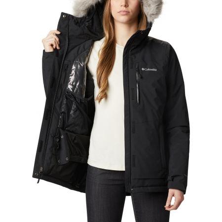 Women's insulated ski jacket - Columbia AVA INSULATED JACKET - 4