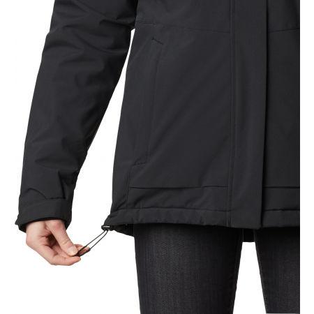 Women's insulated ski jacket - Columbia AVA INSULATED JACKET - 6