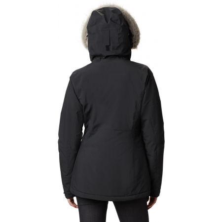 Women's insulated ski jacket - Columbia AVA INSULATED JACKET - 3
