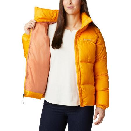 Women's jacket - Columbia PUFFECT JACKET - 4