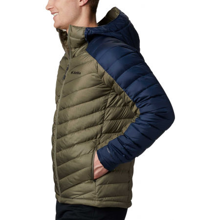 Мъжко яке - Columbia HORIZON EXPLORER HOODED JACKET - 2