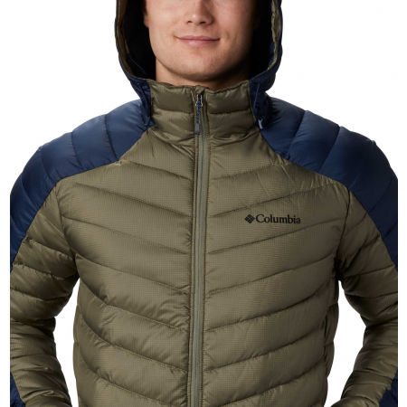 Мъжко яке - Columbia HORIZON EXPLORER HOODED JACKET - 5