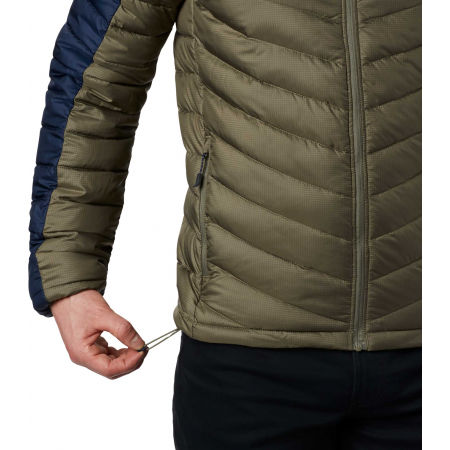 Мъжко яке - Columbia HORIZON EXPLORER HOODED JACKET - 6
