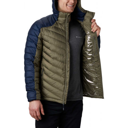 Мъжко яке - Columbia HORIZON EXPLORER HOODED JACKET - 4