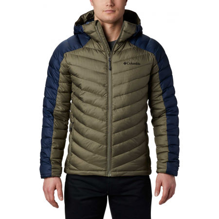 Columbia HORIZON EXPLORER HOODED JACKET - Pánská bunda
