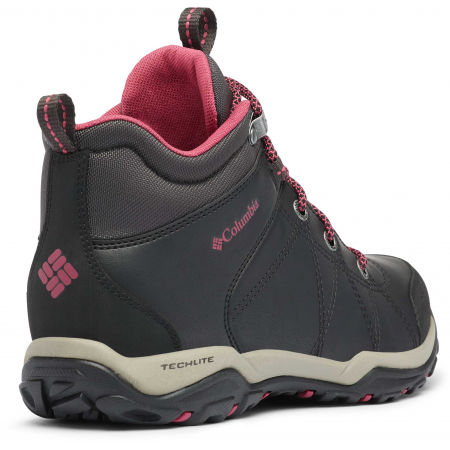 Women's multi purpose sports shoes - Columbia DUNWOOD MID - 9