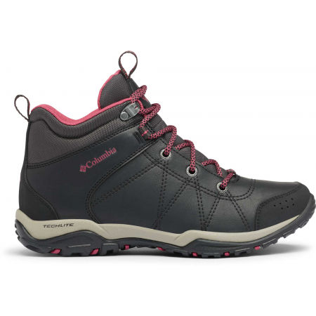Women's multi purpose sports shoes - Columbia DUNWOOD MID - 2