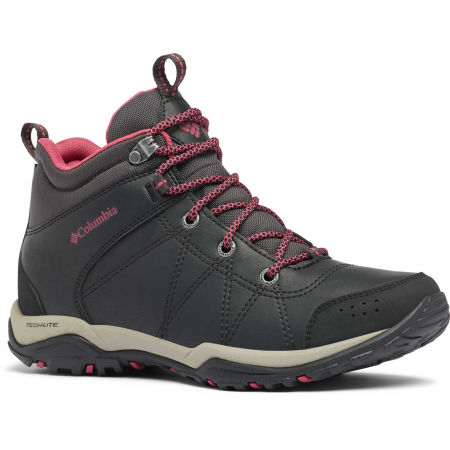 Women's multi purpose sports shoes - Columbia DUNWOOD MID - 1
