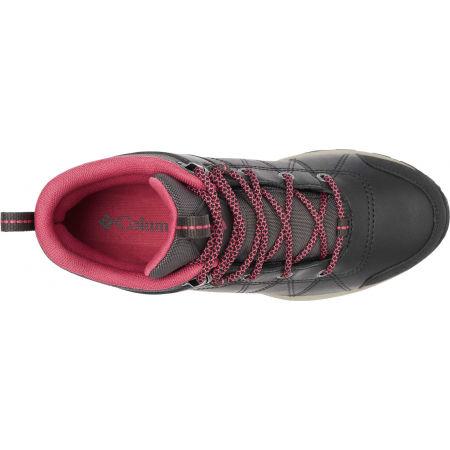 Дамски спортни обувки - Columbia DUNWOOD MID - 4