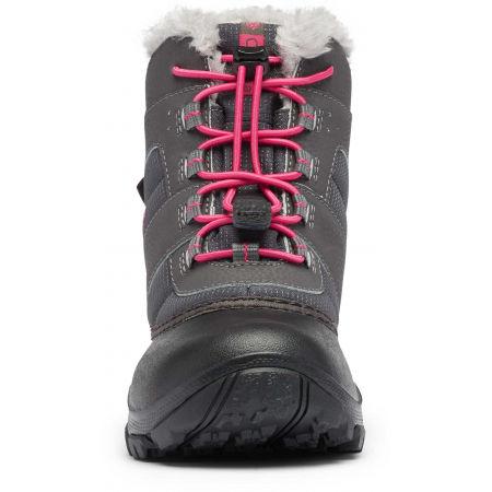 Dievčenská zimná obuv - Columbia YOUTH ROPE TOW - 6