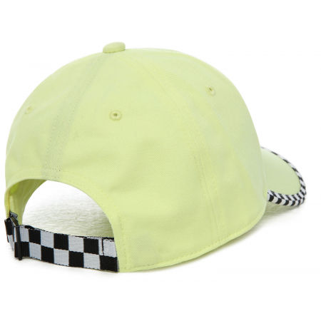 Women's cap - Vans WM CHECKIN THIS HAT - 3