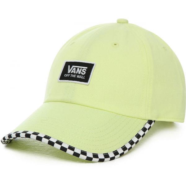 Vans WM CHECKIN THIS HAT - Dámska šiltovka