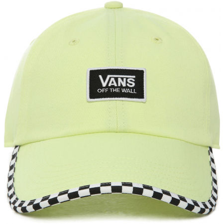 Women's cap - Vans WM CHECKIN THIS HAT - 2