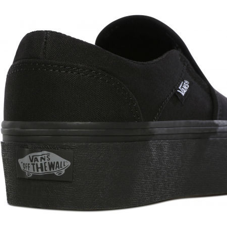 Women's sneakers - Vans WM ASHER PLATFORM - 6