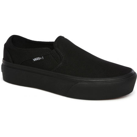 Women's sneakers - Vans WM ASHER PLATFORM - 1