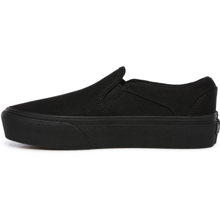 Women's sneakers - Vans WM ASHER PLATFORM - 3