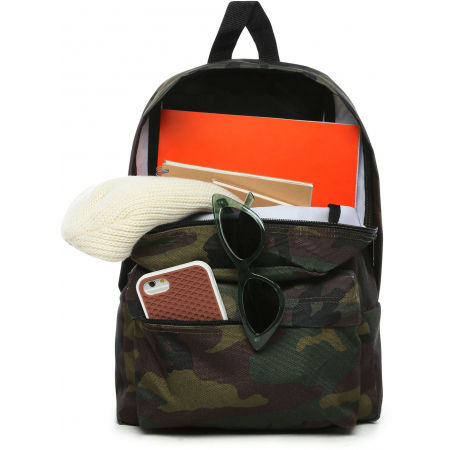 Boys' backpack - Vans BY NEW SKOOL BACKPACK BOYS - 2