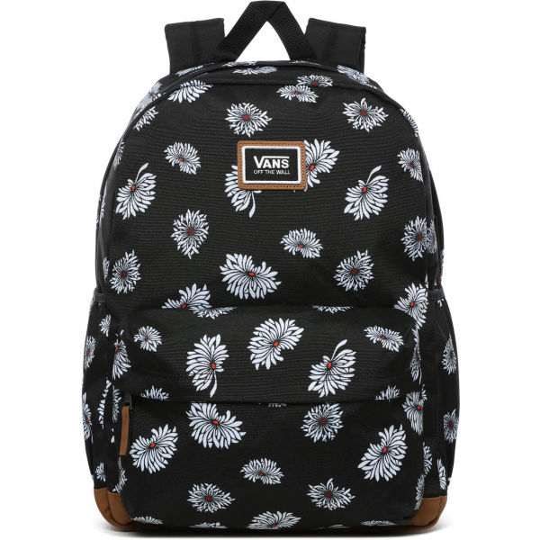 Vans WM REALM PLUS BACKPACK IMPERFECT FLORAL   - Dámský batoh