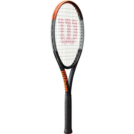 Performance tennis racket - Wilson BUM 100 LS - 2
