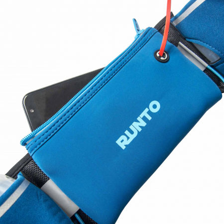 Спортен колан за кръста - Runto DUO opasek + 2 lahvicky - 4