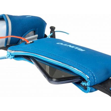 Спортен колан за кръста - Runto DUO opasek + 2 lahvicky - 5