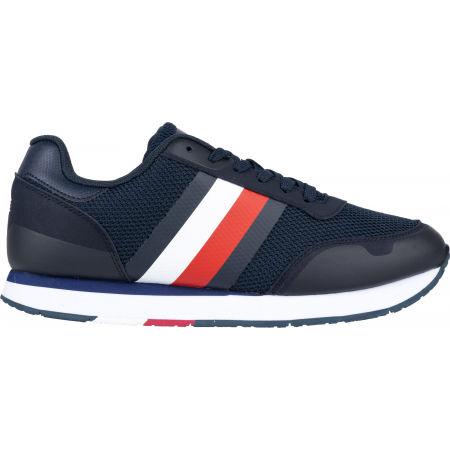 Pánska voľnočasová obuv - Tommy Hilfiger CORPORATE MATERIAL MIX RUNNER - 3