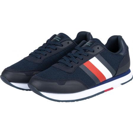 Pánska voľnočasová obuv - Tommy Hilfiger CORPORATE MATERIAL MIX RUNNER - 2