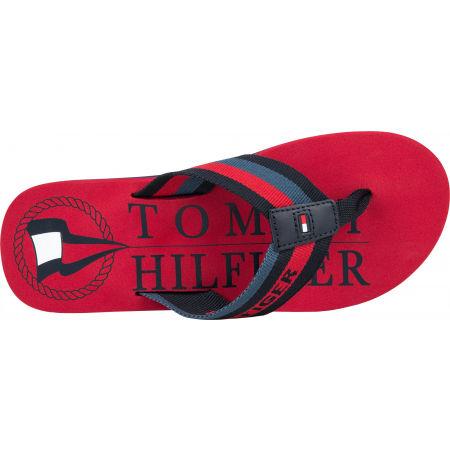 Pánské žabky - Tommy Hilfiger MARITIME BEACH SANDAL - 5