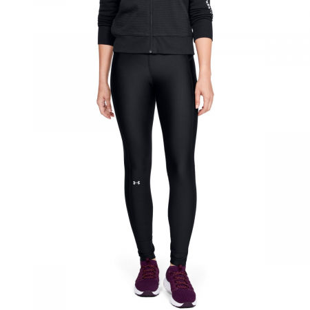 Women's compression leggings - Under Armour HG ARMOUR LEGGING BRANDED WB