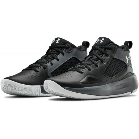 Unisex basketball shoes - Under Armour LOCKDOWN 5 - 3