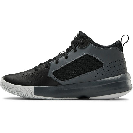 Unisex basketball shoes - Under Armour LOCKDOWN 5 - 2