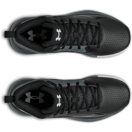 Unisex basketball shoes - Under Armour LOCKDOWN 5 - 4