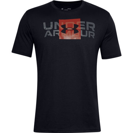 Under Armour BOX LOGO WORDMARK SS - Tricou pentru bărbați