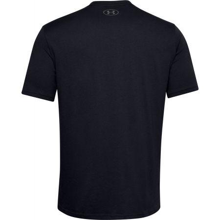 Men's T-shirt - Under Armour BOX LOGO WORDMARK SS - 2