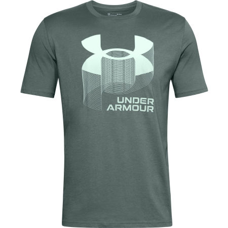 Under Armour BIG LOGO WORDMARK SS - Pánské triko