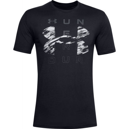 Under Armour RHYTHM SS - Herrenshirt