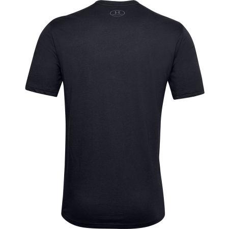 Koszulka męska - Under Armour RHYTHM SS - 2