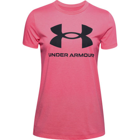 Under Armour LIVE SPORTSTYLE GRAPHIC SS - Dámské triko