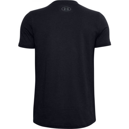 Boys' T-shirt - Under Armour LIVE RIVAL INSPIRED SS - 2