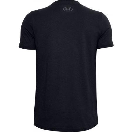 Koszulka chłopięca - Under Armour LIVE RIVAL INSPIRED SS - 2
