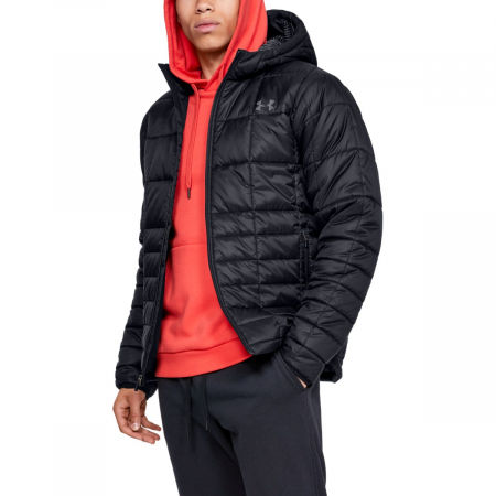 Kurtka męska - Under Armour ARMOUR INSULATED HOODED JKT - 3