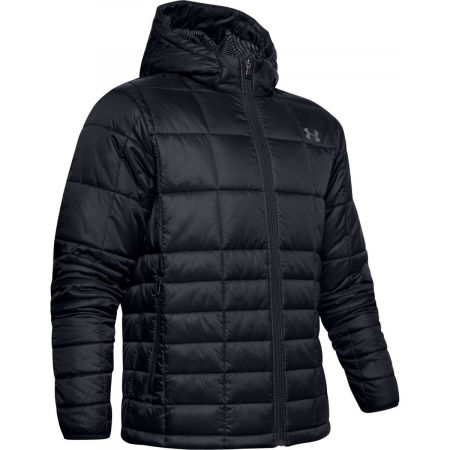 Under Armour ARMOUR INSULATED HOODED JKT - Pánska bunda