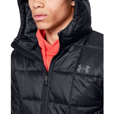 Kurtka męska - Under Armour ARMOUR INSULATED HOODED JKT - 5