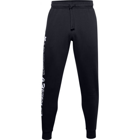 Under Armour RIVAL FLEECE GRAPHIC JOGGERS