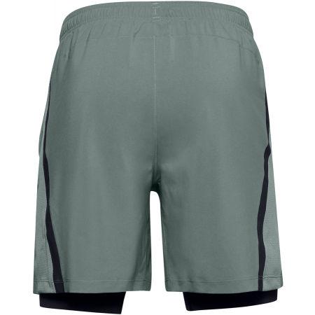 Мъжки къси панталони - Under Armour LAUNCH SW 2-IN-1 SHORT - 2