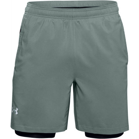 Under Armour LAUNCH SW 2-IN-1 SHORT - Pánské kraťasy