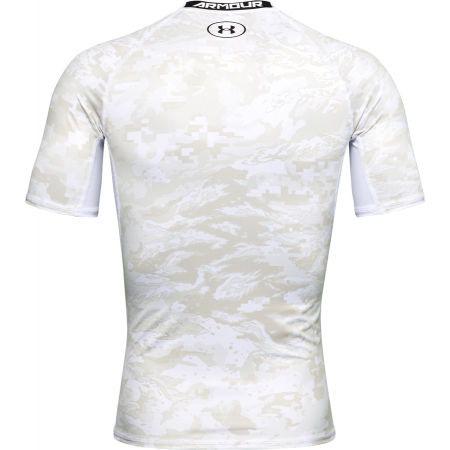 Men's functional T-Shirt - Under Armour ARMOUR HG PRINT SS - 2