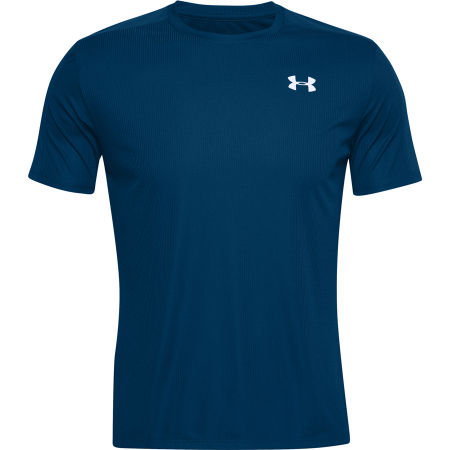 Tricou alergare bărbați - Under Armour SPEED STRIDE SHORTSLEEVE - 1