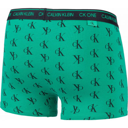 Pánske boxerky - Calvin Klein TRUNK 2PK - 4