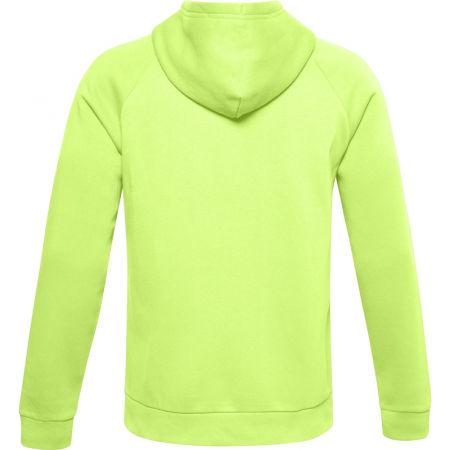Men's sweatshirt - Under Armour RIVAL FLEECE BIG LOGO HD - 2